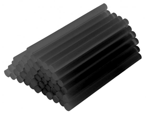 Силиконови пръчки черни 11х300mm 1kg