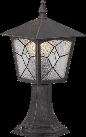 Външна лампа Tiffany стояща