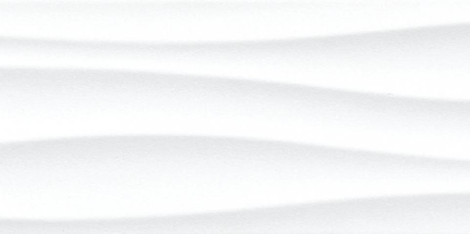 Фаянс White Luxe Waves 30x60
