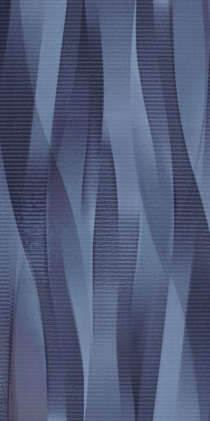 Фаянс Gemma blue 20x40 см