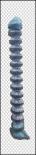 Поцинкована оградна мрежа 100 см / 10 м