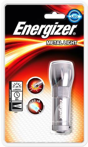 Фенер Value Metal 2AA