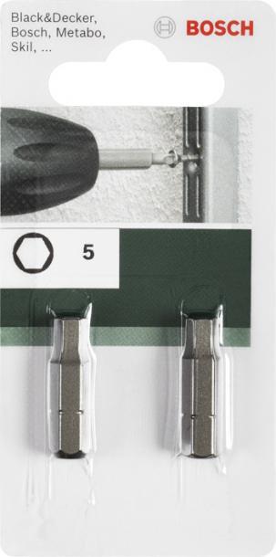 Бит Bosch IS6 25мм