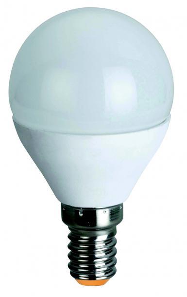 LЕD крушка Е14 6.5W малък балон 6400K 546 lm