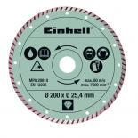 Диамантен диск за TE-TC 620 U 200мм