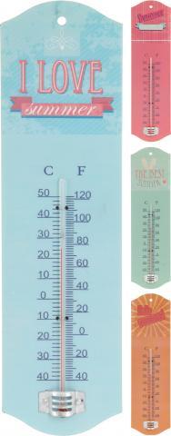 Метален термометър