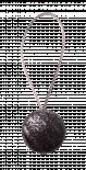 Магнит за перде 87, сребърен