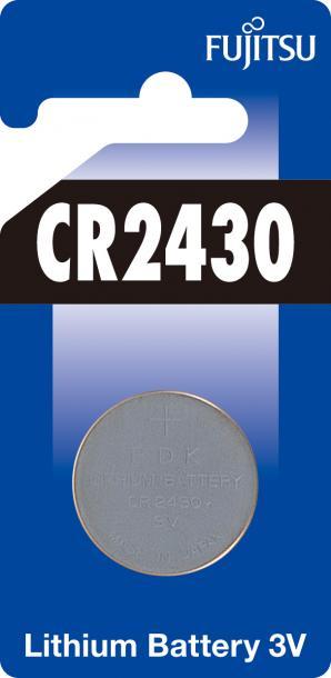 Fujitsu Батерия 3V CR2430