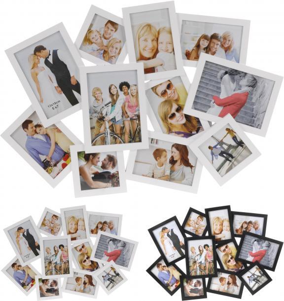 Фоторамки за 11 снимки 2 цвята