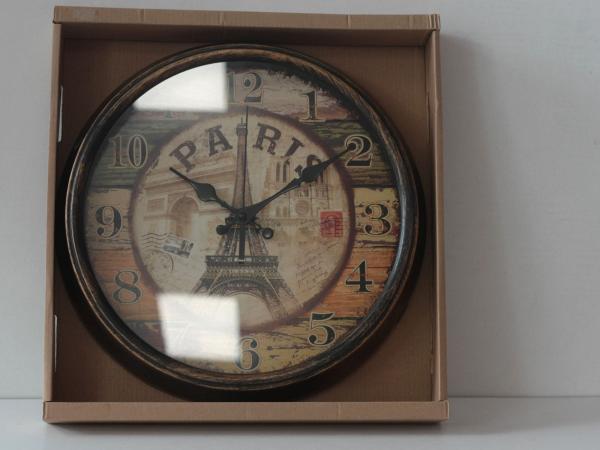 Часовник Париж ф35