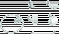 Комплект от шест части за баня