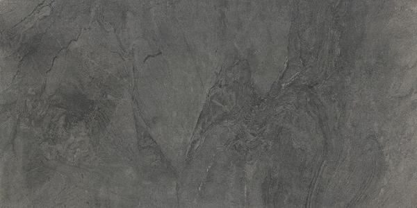 Atlantis Anthracite rect.lap. 60x120