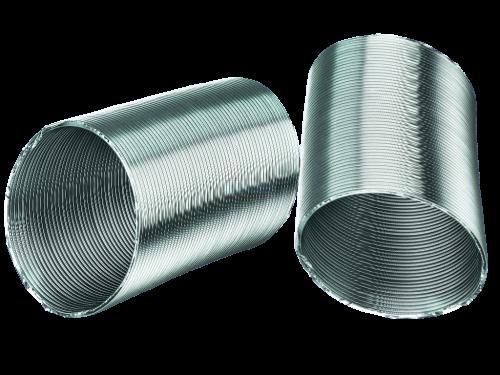 Гъвкав алуминиев въздуховод ALUVENT M 110/1