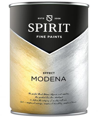 Ефектна боя Spirit Modena SILVER 2.5л