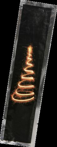 Бенгалски огън 'Искрящи свещи-Кристал'