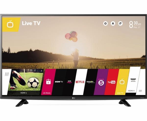 Телевизор LG LED 49UF640V