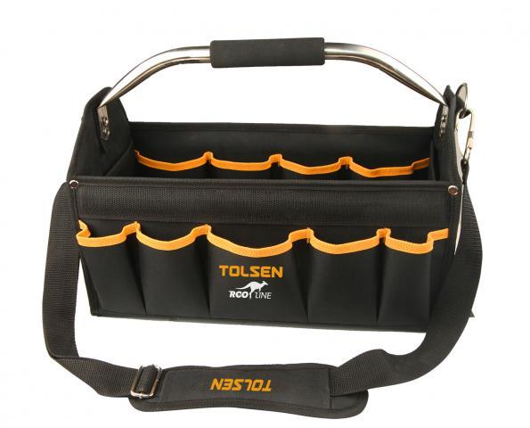 Чанта за инструменти 15 джоба Tolsen