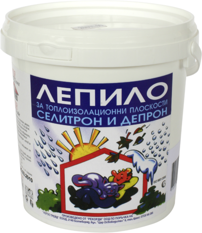 Лепило Селитрон 5 кг