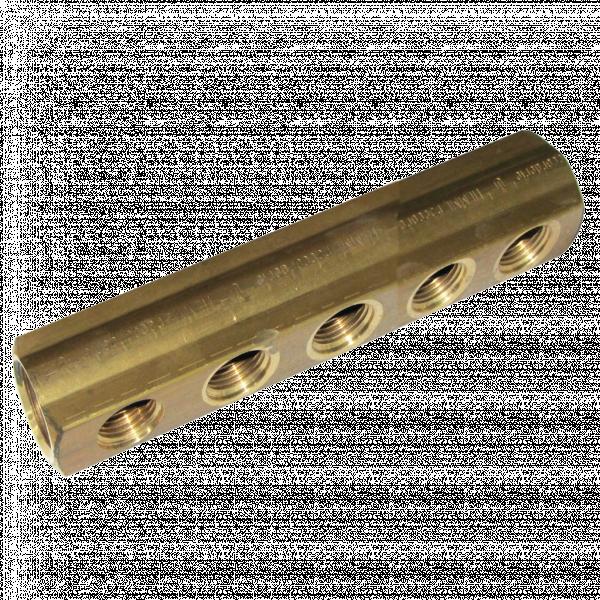 Колектор 50 мм Ж1/2'' 1''х5 л