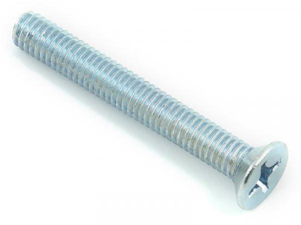 Болт фрезенк DIN 965 /4.8 M4*60/кг Zn