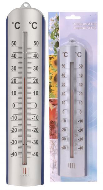 Термометър среб. 27см