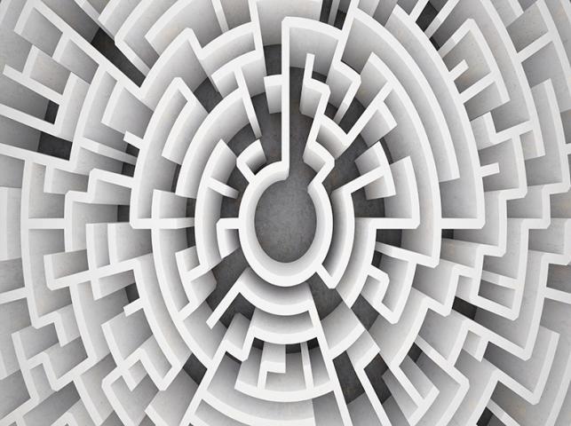 Протектор за под универсален 100х120см, 10 абстрактни