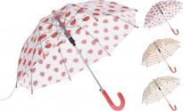 Детски чадър животни