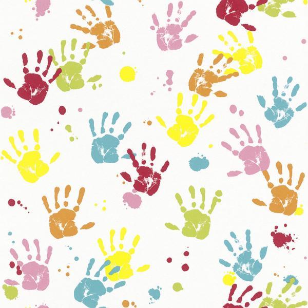 тапет Бестселър цветни ръчички