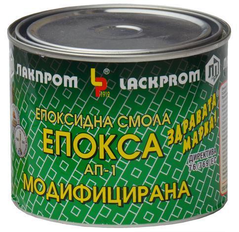 Епокса АП-1 смола 0.5 кг