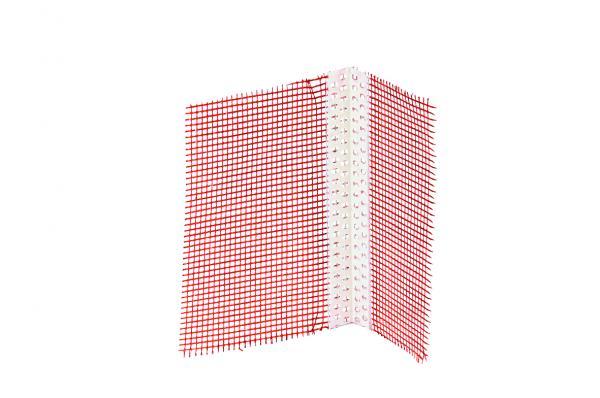 PVC ъглов профил с мрежа Baumit 2.5 л.м.