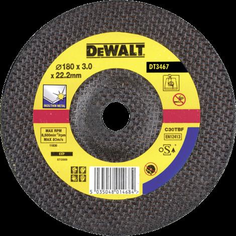 DT3445 Диск метал/инокс 125мм