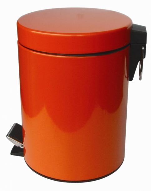 Тоалетно кошче 5 л оранжево