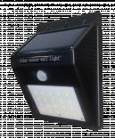 Соларен аплик, черен IP54 0.75W 6000K 5.5V