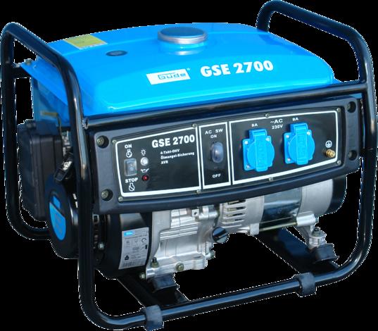 Генератор GSE 2700