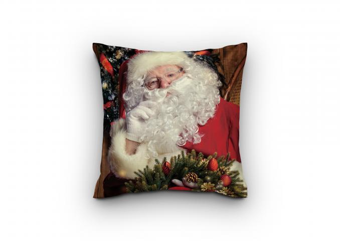 Деко Коледна възглавница дизайн 2