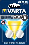 Батерии VARTA CR 2016 2 бр.