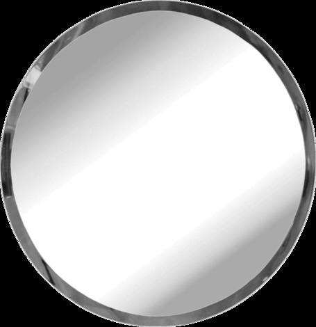 Кръгло оглед.с фасетTondo x45