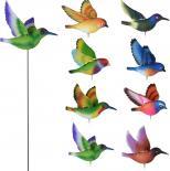 """Градински стик """"Птица в полет"""""""