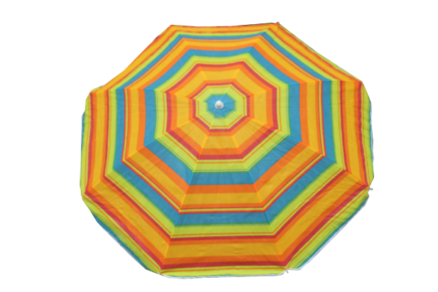 Плажен чадър ф180см 2