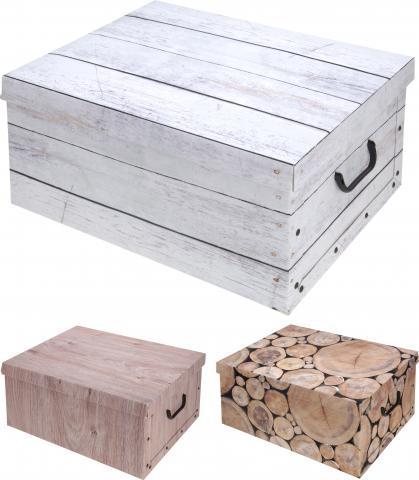 Кутия за съхранение 495х390х240мм 4ASS