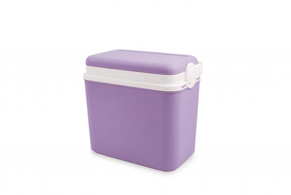 Хладилна кутия 10л, лилаво