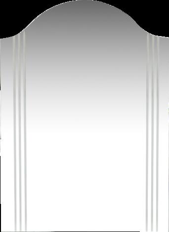 Стенно огледало 70х50