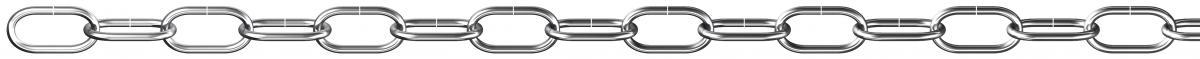 Декоративна верига никел 2мм