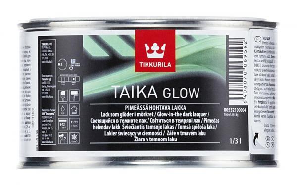 Декоративна боя Taika Glow 0.33л