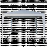 Градински павилион, бял, 270х270см
