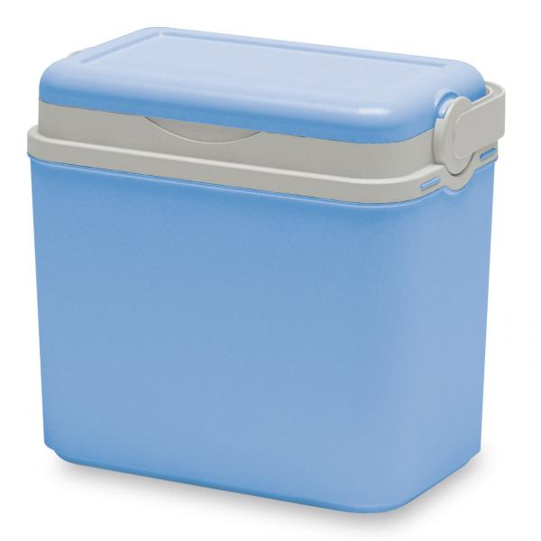 Хладилна кутия 10л, светло синьо