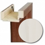 Каса CMOK 110-150 дясна база 70см. - ясен бял 3D