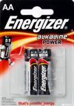 Батерия Energizer Alkaline Power AA 1.5V 2бр.