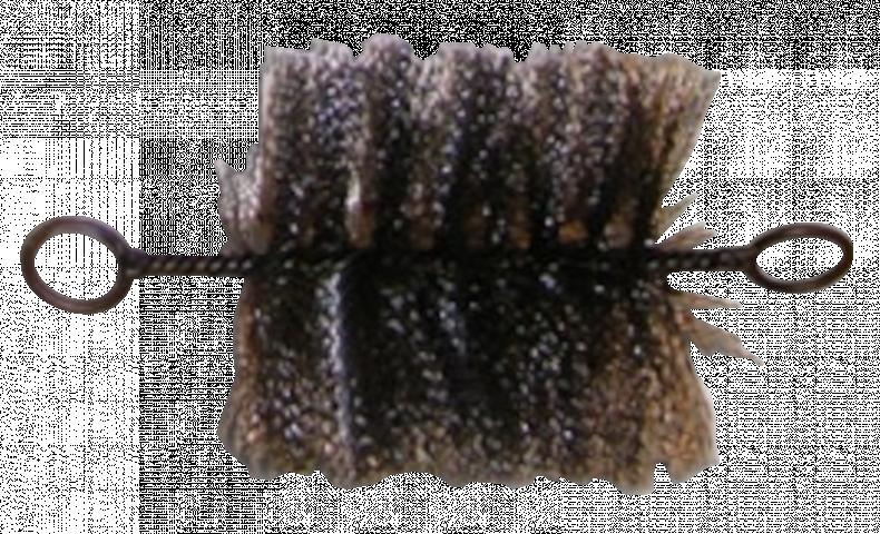 Четка за почистване на комини ф110
