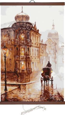 Картина с ИЧ-нагревател IRT Стара Прага